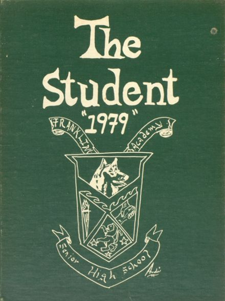 1979 Franklin Academy Yearbook Cover