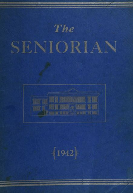 1942 Groveton High School Yearbook Cover