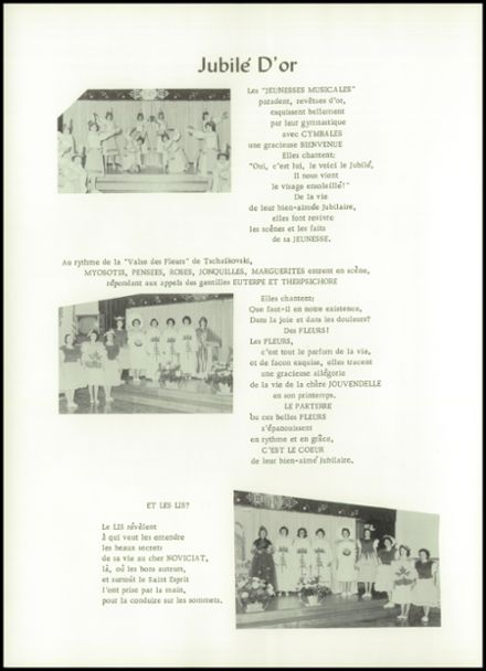 1962 Our Lady of the Mountains Academy High School Yearbook Page 8