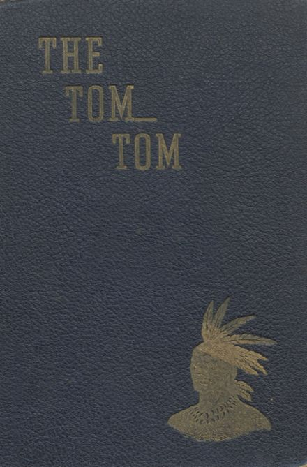 1945 Wicomico High School Yearbook Cover