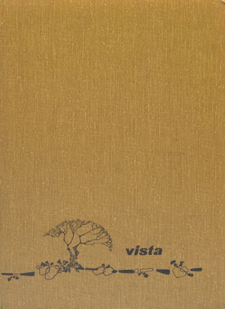 1973 Mounds View High School Yearbook Cover