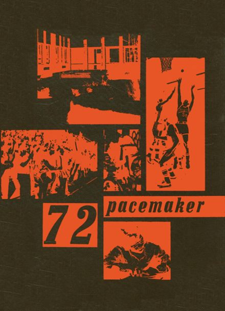 1972 North Decatur High School Yearbook Cover