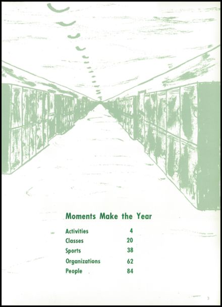 1968 Murphysboro High School Yearbook Page 7