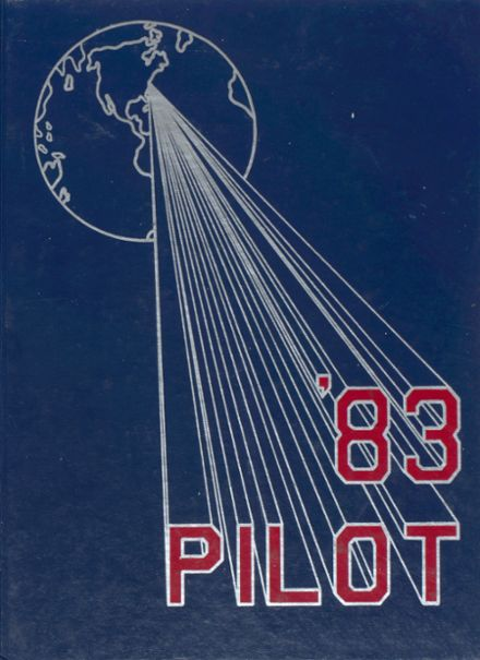 1983 Norview High School Yearbook Cover