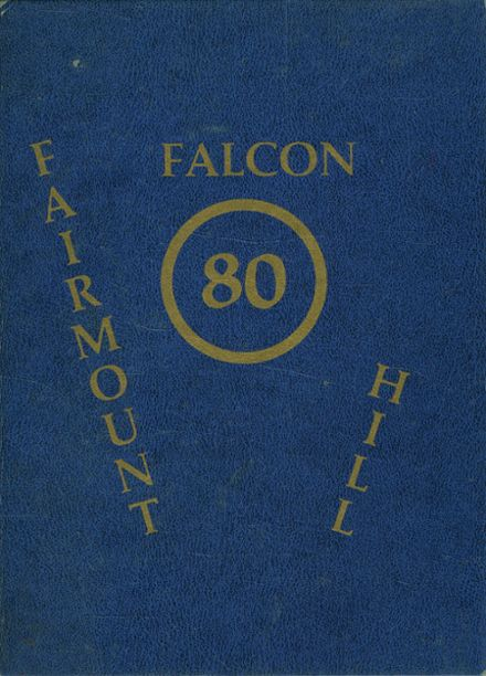 1980 Fairmount Hill Vocational High School Yearbook Cover