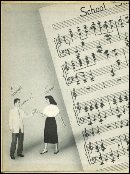 1957 Our Lady of the Valley High School Yearbook Page 2