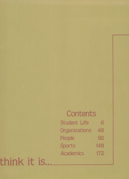 1983 Putnam City North High School Yearbook Cover