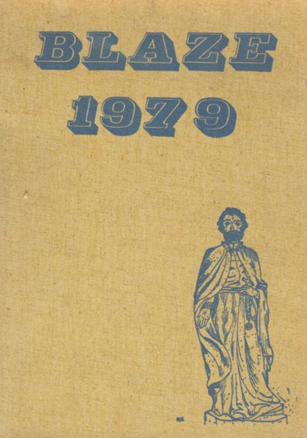 1979 Marquette High School Yearbook Cover