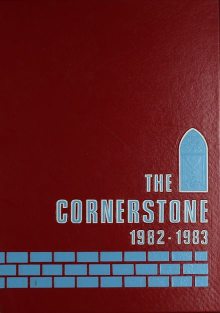 1983 First Baptist Academy Yearbook Cover