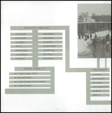 1967 Lexington High School Yearbook Page 6