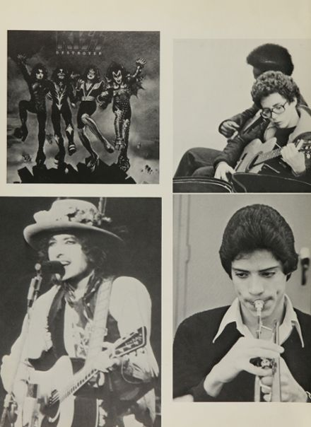 1978 Franklin K. Lane High School Yearbook Page 6
