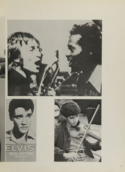 1978 Franklin K. Lane High School Yearbook Page 7
