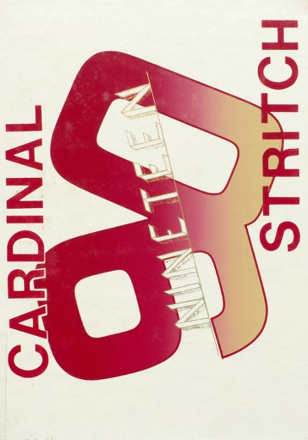 1990 Cardinal Stritch High School Yearbook Cover