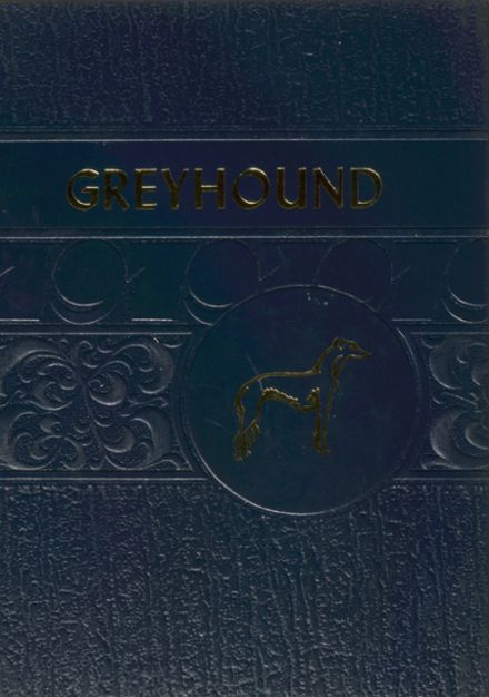 1979 Manchester High School Yearbook Cover