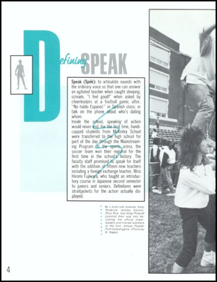 1989 Danville High School Yearbook Page 8