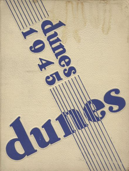 1945 Hammond High School Yearbook Cover