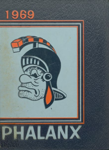 1969 North Springs High School Yearbook Cover