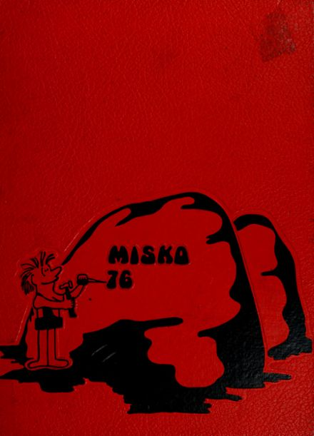1976 Mishawaka High School Yearbook Cover
