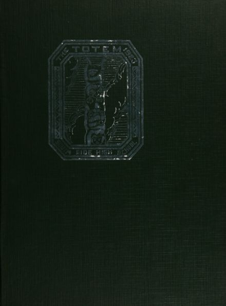1923 South Side High School Yearbook Cover