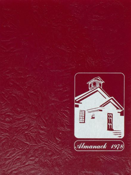 1978 Franklin High School Yearbook Cover