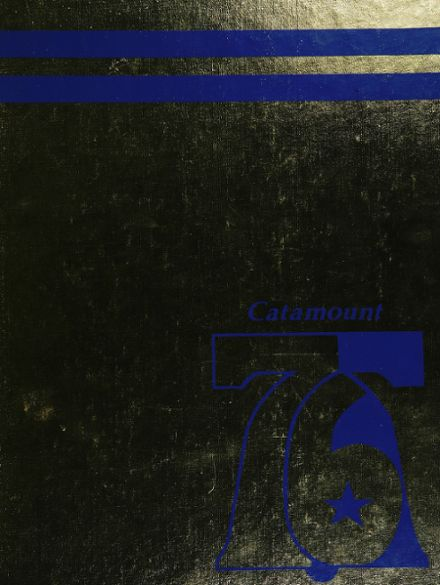 1976 Carman High School Yearbook Cover