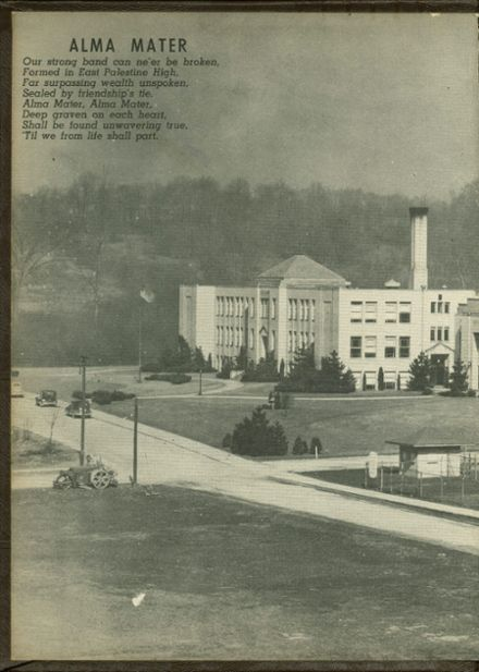1949 East Palestine High School Yearbook Page 2