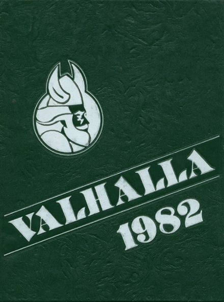 1982 Sunnyslope High School Yearbook Cover