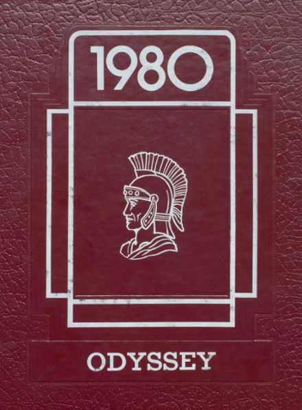 1980 Central Holmes High School Yearbook Cover