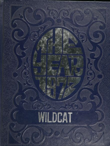 1972 Booker T. Washington High School Yearbook Cover