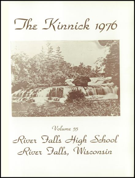 1976 River Falls High School Yearbook Page 5