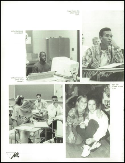 1994 Buena Regional High School Yearbook Page 6