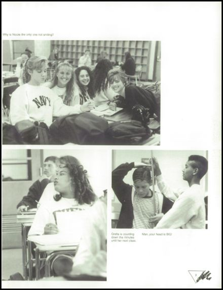 1994 Buena Regional High School Yearbook Page 7