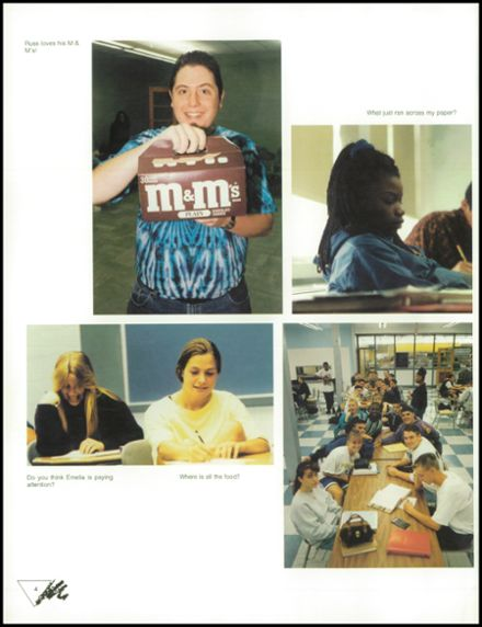 1994 Buena Regional High School Yearbook Page 8