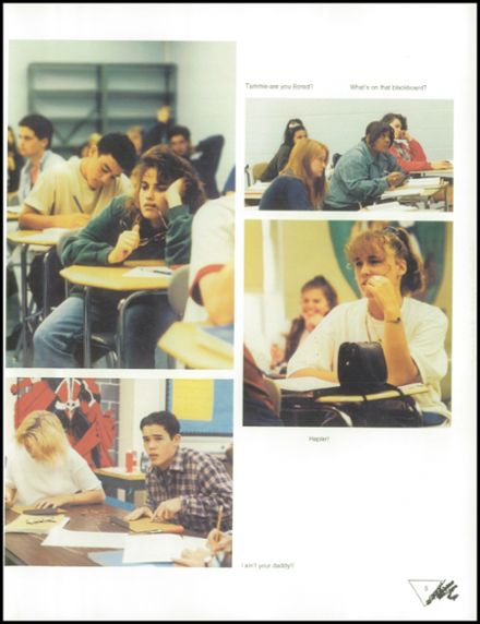 1994 Buena Regional High School Yearbook Page 9