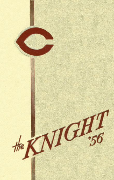 1956 Campion Jesuit High School Yearbook Page 1