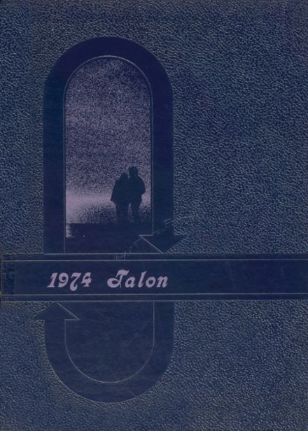 1974 Jefferson Area High School Yearbook Cover