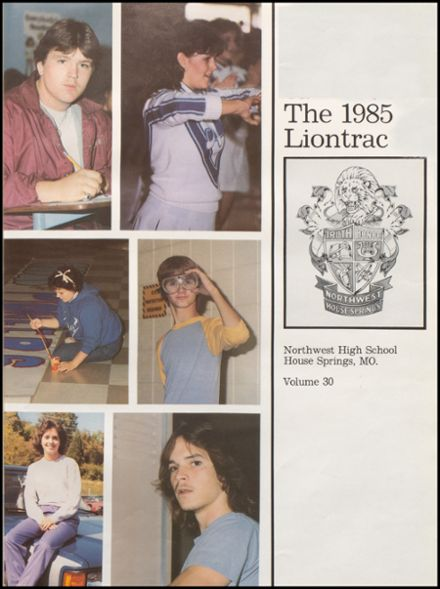 1985 Northwest High School Yearbook Page 7