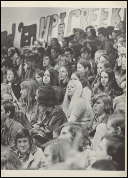 explore 1973 clear creek high school yearbook league city tx
