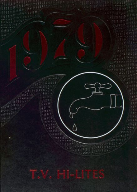 1979 Tuscarawas Valley High School Yearbook Cover