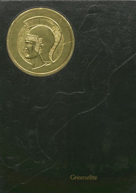 1998 Central High School Yearbook Cover