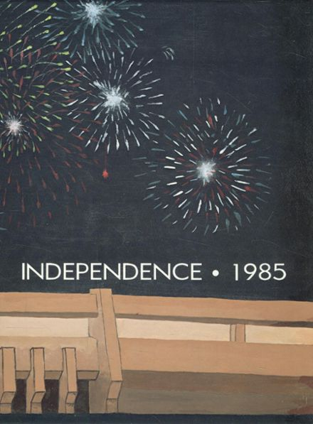 1985 Independence High School Yearbook Page 1