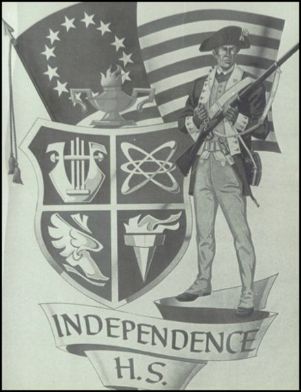 1985 Independence High School Yearbook Page 5