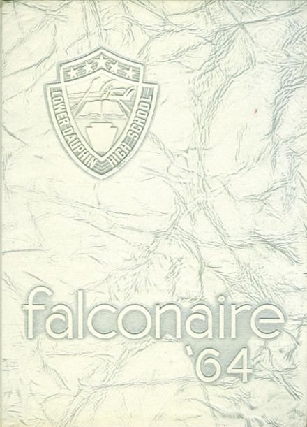 1964 Lower Dauphin High School Yearbook Page 1