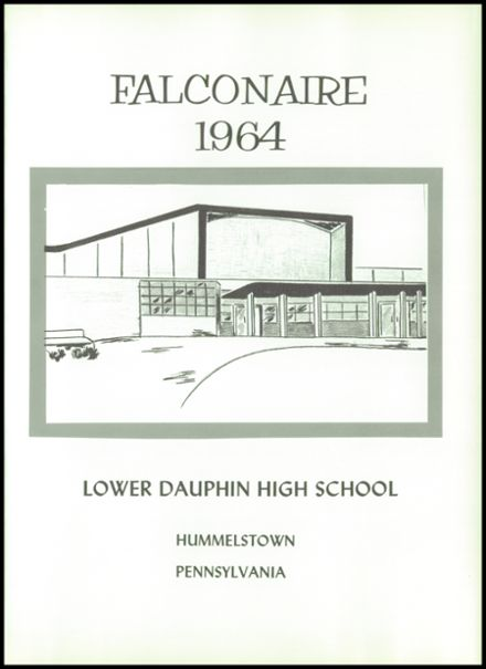 1964 Lower Dauphin High School Yearbook Page 5