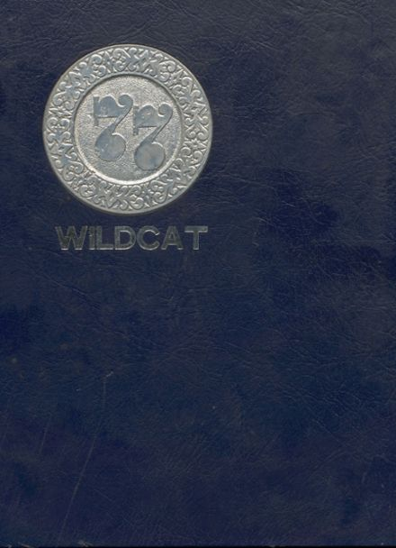 1977 Welch High School Yearbook Cover