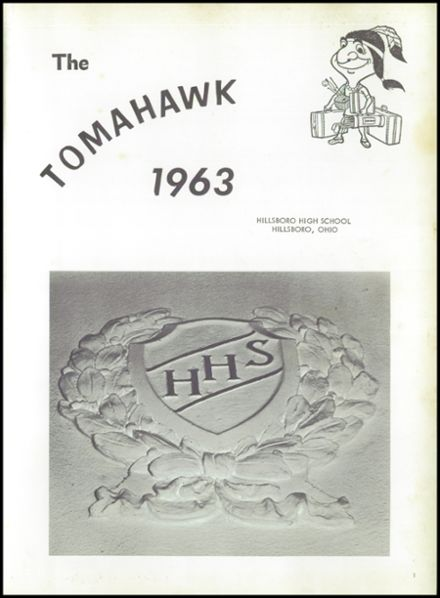 1963 Hillsboro High School Yearbook Page 5