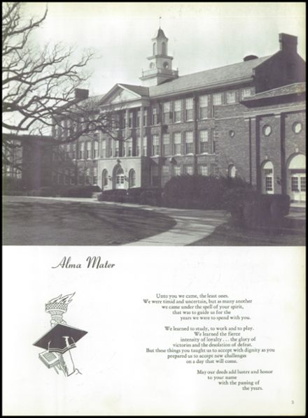 1963 Hillsboro High School Yearbook Page 7