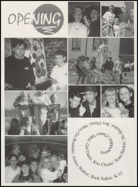1996 Stratford High School Yearbook Page 6