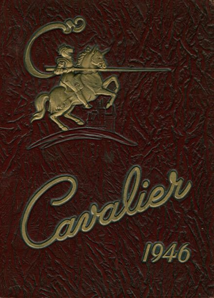 1946 Aspinwall High School Yearbook Cover