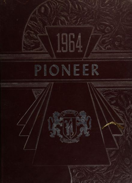 1964 Hereford High School Yearbook Cover